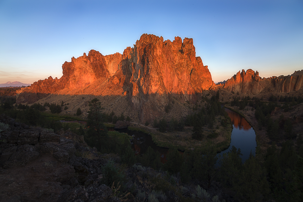 Smith Rock / Photo: Skyler Hughes - skyler-hughes.com